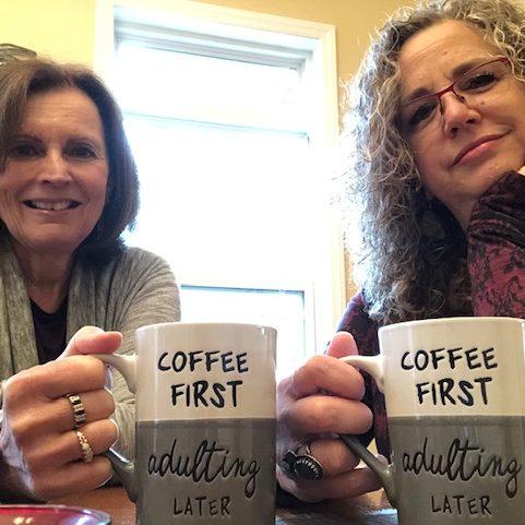 Adulting mugs
